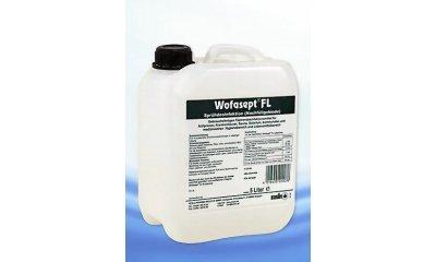 Sprühdesinfektion, Wofasept FL, 5 Liter-Kanister