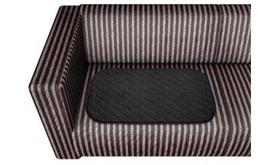 Anti-Rutsch-Sitzauflage suprima 3705, schwarz, 40 x 80 cm