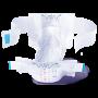 Seni Optima Plus X-Large, Vorlagen mit Hüftbund, 80 Stück-2