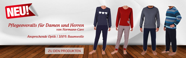 2 - Pflegeoveralls Normann Care