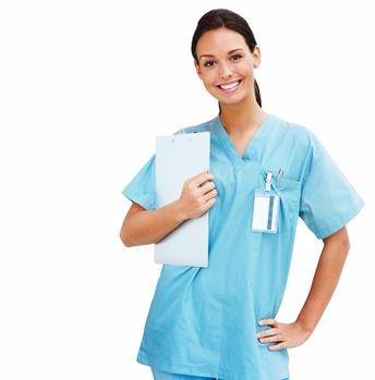 Schutzkleidung Pflegeberufe, Klinik Praxis